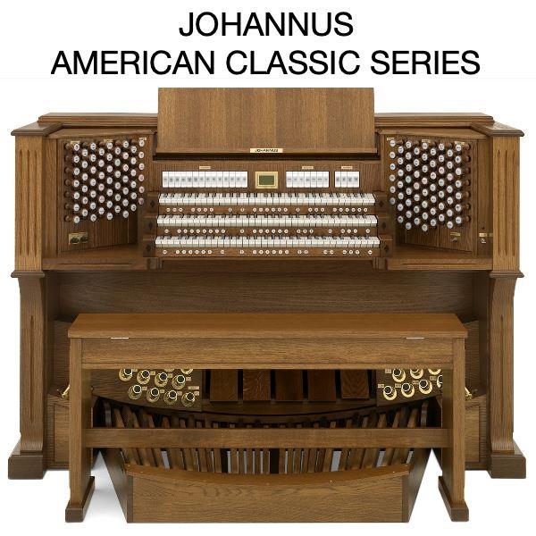 Johannus American Classic Series