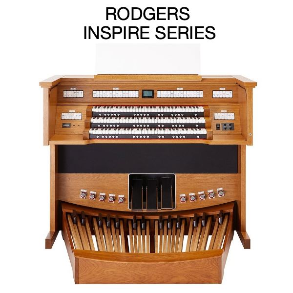 Rodgers Inspire Series